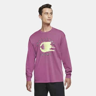 Nike Men's Long-Sleeve Tennis T-Shirt NikeCourt