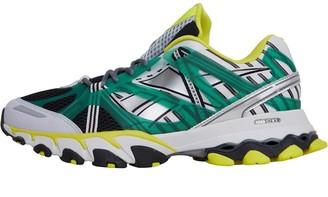 Reebok DMX Trail Shadow Trail Running Shoes Black/Clover Green/Hero Yellow