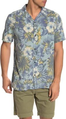 O'Neill Split Short Sleeve Button Down Shirt