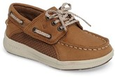 Toddler Boy's Sperry Kids Gamefish Boat Shoe