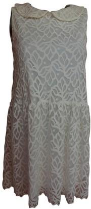 Non Signã© / Unsigned White Lace Dresses