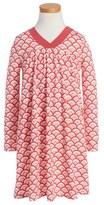 Tea Collection 'Nami' Trapeze Dress (Toddler Girls, Little Girls & Big Girls)