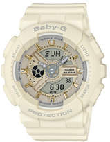 Baby-G Baby G Baby G Duo Gold Accent W/Time