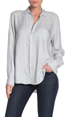 Frank And Eileen Eileen Long Sleeve Button Front Shirt