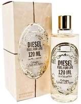 Diesel Fuel for Life by for Women 4.0 oz Cologne Splash & Spray