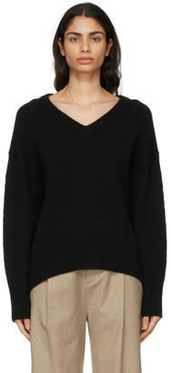 Arch4 Black Cashmere Battersea Sweater