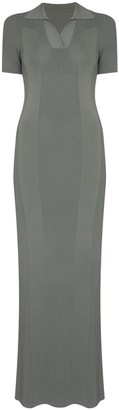 Jacquemus Cutout Maxi Dress