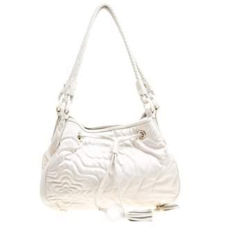 Montblanc \N White Leather Handbags