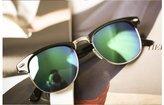 Gant GAMT Retro Half-frame Polarized Sunglasses Wayfarer for Men Frame Glasses