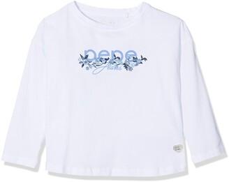 Pepe Jeans Girl's Megara T-Shirt