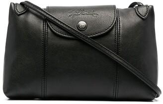 Longchamp Le Pliage Cuir crossbody bag
