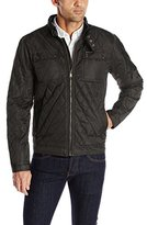 U.S. Polo Assn. Men's Mock-Neck Quilted Jacket