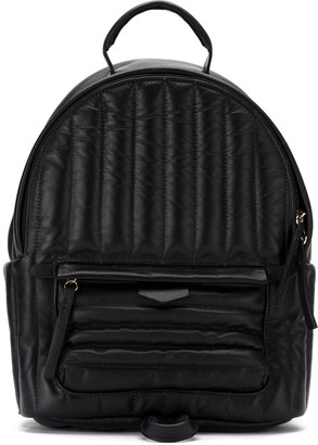 Sarah Chofakian Quilted Backpack