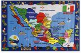 Fun Rugs Fun RugsTM Map of Mexico Area Rug