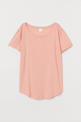 H&M Round-neck T-shirt