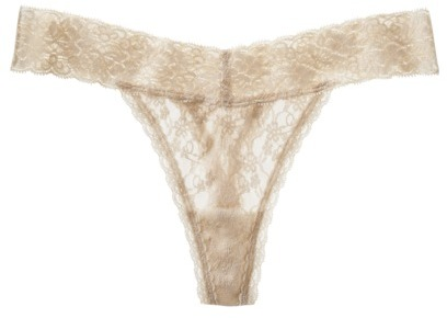 gilligan by Gilligan & O'Malley® Women's Lace Thong - Assorted Colors