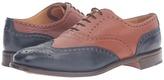 Gravati Calf Toe 5 Eyelet Wingtip Women's Shoes