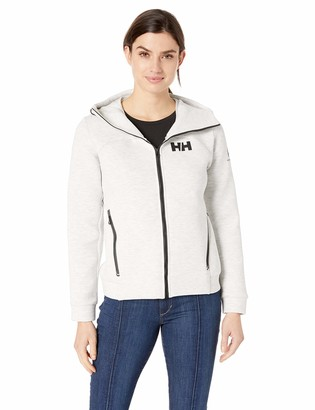 Helly Hansen Women's Hydropower Ocean Semi-Technical Full-Zip Hooded Sweatshirt