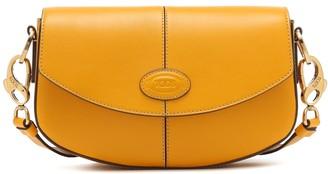 Tod's Mini-C leather crossbody bag