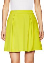 Trina Turk Ferne Pleated Mini Skirt