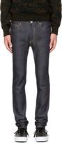 Wacko Maria Indigo Skinny Stretch Jeans