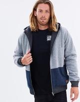 Volcom Threezy Lined Zip Jacket