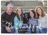 Minted So Thankful Thanksgiving Cards