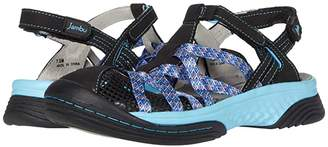 Jambu Eclipse (Black/Sky Blue) Women's Shoes