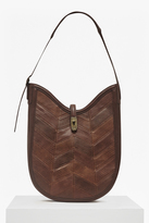 French Connection Patchwork Pearle Hobo Bag