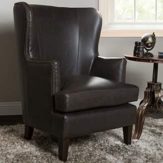 Kosas Home Cardona Wingback Chair Home
