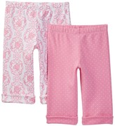 Little Me Damask Sweatpants - Set of 2 (Baby Girls)