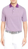 Bobby Jones Men's Cabana Stripe Stripe Polo