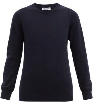 Johnstons of Elgin Cashmere Sweater - Dark Navy