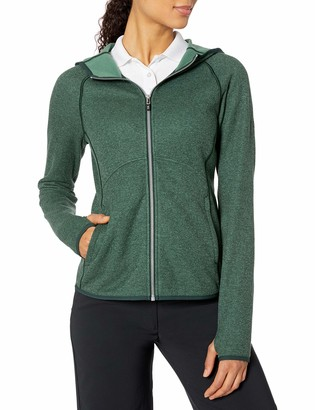 Cutter & Buck Women's Hooded Full Zip Jacket