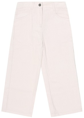 Stella McCartney Kids Straight corduroy pants