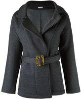 Lygia & Nanny - belted trench coat - women - Polyamide - 40