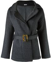 Lygia & Nanny belted trench coat