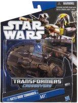 Star Wars Hasbro Transformers Figure - Commander AAT