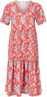Rich & Royal rich&royal Women's Dress Printed