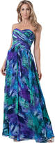 JS Boutique Multi-Colored Pattern Dress