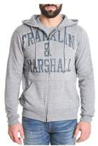 Franklin & Marshall Men's Grey Cotton Sweatshirt.