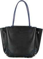 Tod's double handles tote - women - Calf Leather - One Size