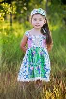 Haute Baby Garden Blossom Dress