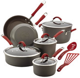 Rachael Ray Cucina Hard-Anodized Non-Stick 12 Piece Cookware Set
