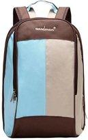 Simplicity Fashion Color Block Baby Diaper Bag Travel Backbag 30L