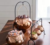 Pottery Barn Copper Candy Cauldron