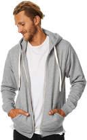 Swell Basic Mens Zip Hood Grey