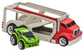 Kid Galaxy Car Carrier w 1 car - Red