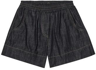 BRUNELLO CUCINELLI KIDS Denim shorts