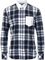 GUILD PRIME 'Bang' plaid shirt - men - Cotton - 2